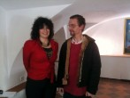 artists Hana Pavlatová and Miroslav Šisler